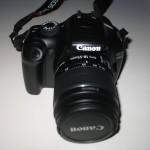 Review: Canon EOS 1100D